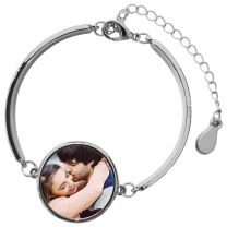 Bracelet avec disque - off