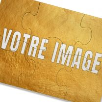 Puzzle photo en carton 20 x 14 cm 6 pièces