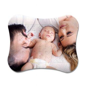 Puzzle photo cadre 25 x 20 cm 63 pièces