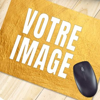 Tapis de souris photo rectangulaire 25 x 19 cm