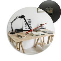 Horloge personnalisée photo diamètre 20 cm - OFF