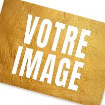 Puzzle photo en carton 28 x 20 cm 12 pièces