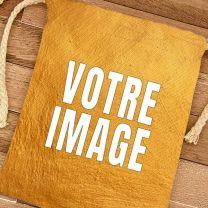 Pochette personnalisée photo moyen