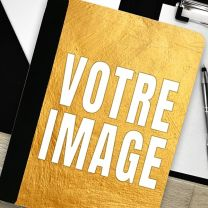 Porte-­documents photo 16,5 x 22 cm