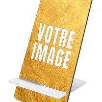 Support personnalisé photo pour portable