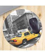Tapis de souris ronde 20 cm 3 mm - OFF