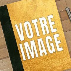 Carnet de notes personnalisé 17 x 23 cm