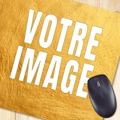 Tapis de souris photo Eco rectangulaire