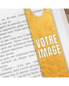 Marque-pages personnalisé photo grand