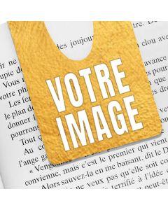 Marque-pages personnalisé photo