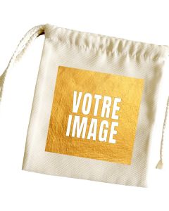 Pochette personnalisée photo format petit