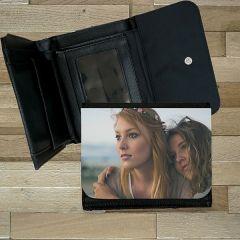 Portefeuille photo cuir 13,7 x 10,7 cm - OFF