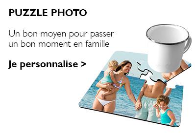 Personnalisé votre puzzle photo