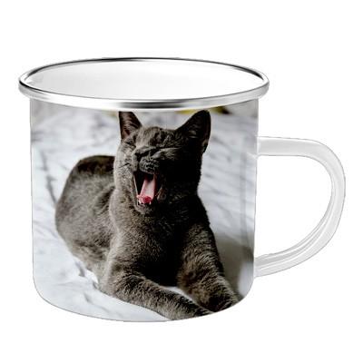 tasse personnalisée photo chat