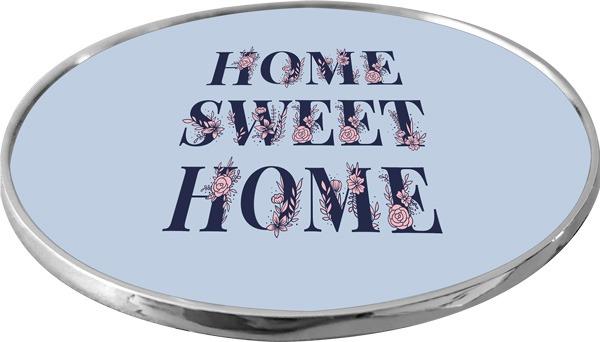 Magnet personnalisé photo home sweet home