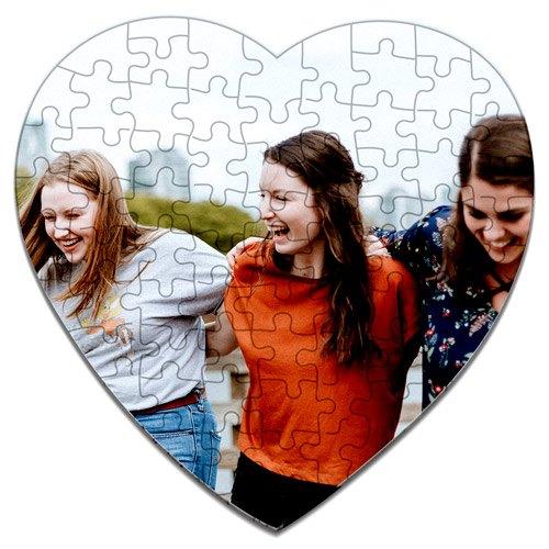 magnet puzzle frigo coeur cadeau crémaillère